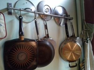 Margarita's pot rack